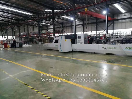 cnc sheet metal bending machine