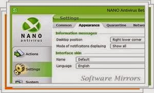 NANO AntiVirus 0.28.0.59911 Beta Download