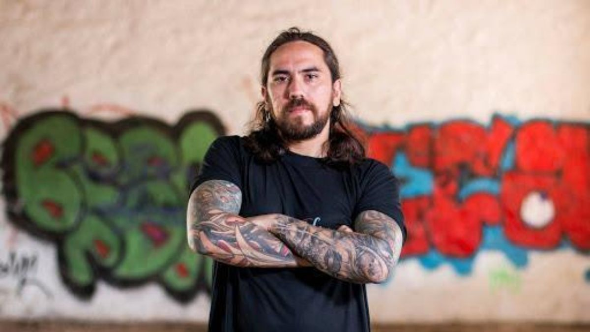 """El tatuador Patricio Poli fue condenado a cinco años de prisión efectiva por """"pornovenganza"""""""