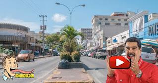 Avenida Santiago Mariño de Porlamar se encuentra completamente desvalijada