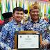 Pemkab KBB Kembali Raih Penganugerahan penghargan Swasti Saba Wistara