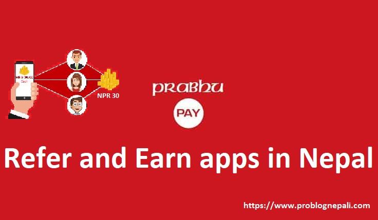Prabhu Starts Prabhu Pay Mobile Wallet App || Refer and Earn