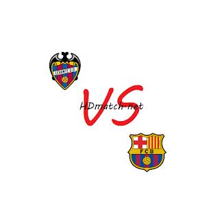 مباراة برشلونة وليفانتي بث مباشر مشاهدة اون لاين اليوم 2-2-2020 بث مباشر الدوري الاسباني barcelona vs levante