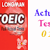 Listening LongMan New Real TOEIC Full Actual Test 01