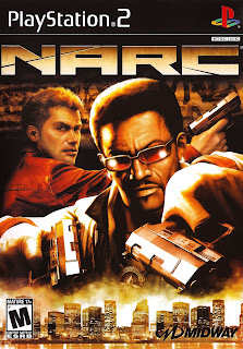 NARC PS2 ISO