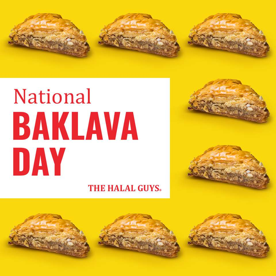 National Baklava Day Wishes Unique Image