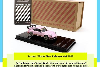 Tarmac Works New Release Mei 2019