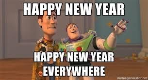 happy new year meme funny