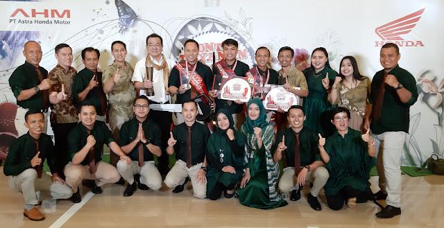 MPM Kontes Layanan Honda Nasional 2019