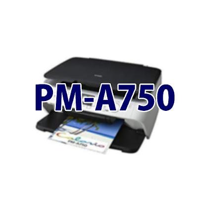 Epson Colorio PM-A750ドライバーダウンロード