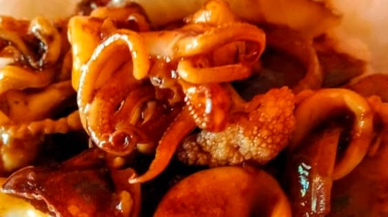 Masakan Panas ala-Thai Seafood COD Food Delivery