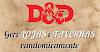 Gere agora randomicamente Mercados e Tavernas para todas as suas cidades de D&D (5e)