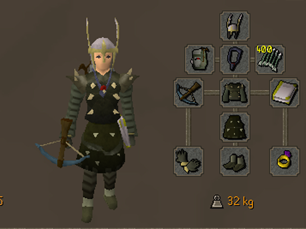 How To :): osrs mage armor