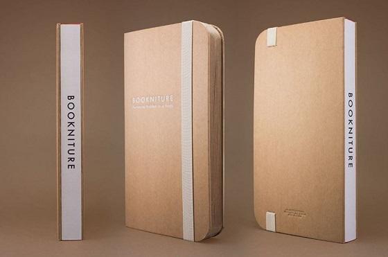 design meuble carton