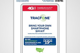 Gsm 4G Lte Activation Kit For Tracfone Byop Available