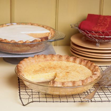 Foolproof Pie Shell Recipe