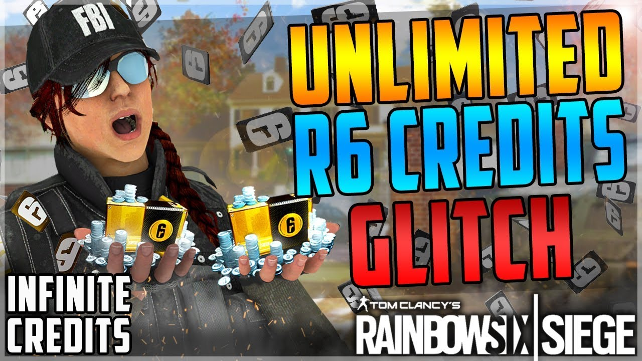 Claim Rainbox Six Siege Unlimited R6 For Free! Working [October 2020]