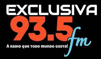 Rádio Exclusiva FM 93,5 de Londrina PR