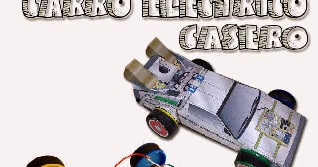 Como hacer un carro el ctrico casero delorean casero - Como hacer un photocall casero ...
