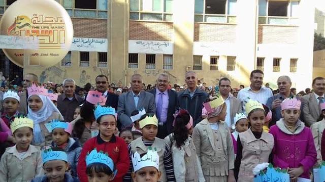 """خلاف ابراهيم """" يكرم أطفال أيتام وتلاميذ حفظة القرآن بمناسبة المولد النبوي"""