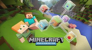 Versión del videojuego Minecraft para profesores.