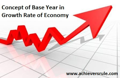 Concept of Base Year in Growth Rate of Economy