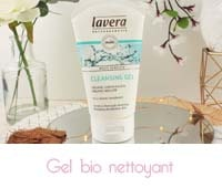 gel nettoyant bio Basis Sensitiv Lavera