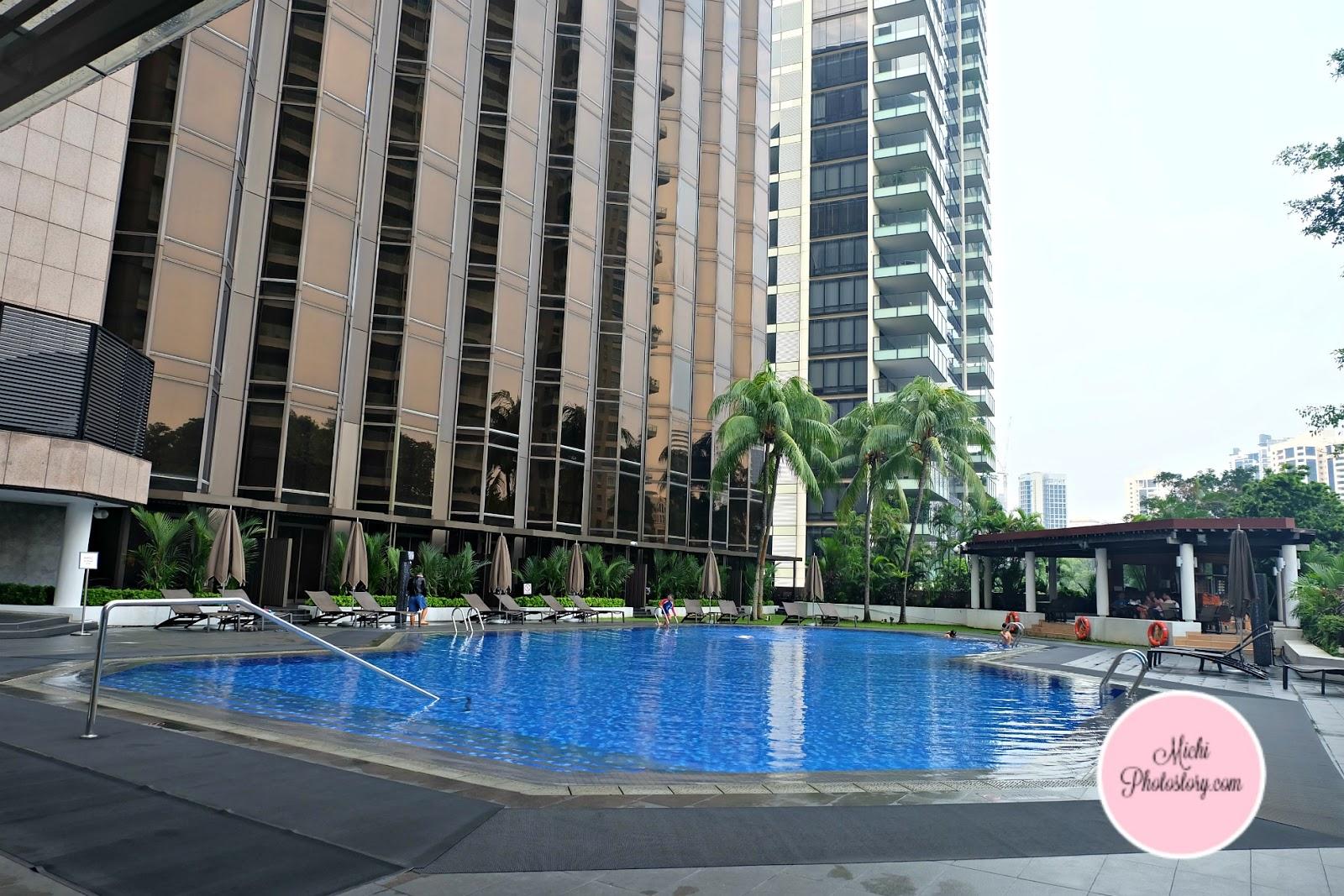 Michi Photostory Sheraton Towers Singapore