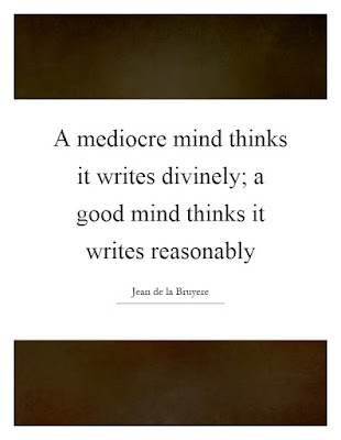 Mediocre Minds Quotes