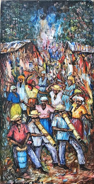 le rara Haitien /collection de JM