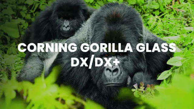 Corning Gorilla Glass DX / DX +: a new technology that protects the cameras