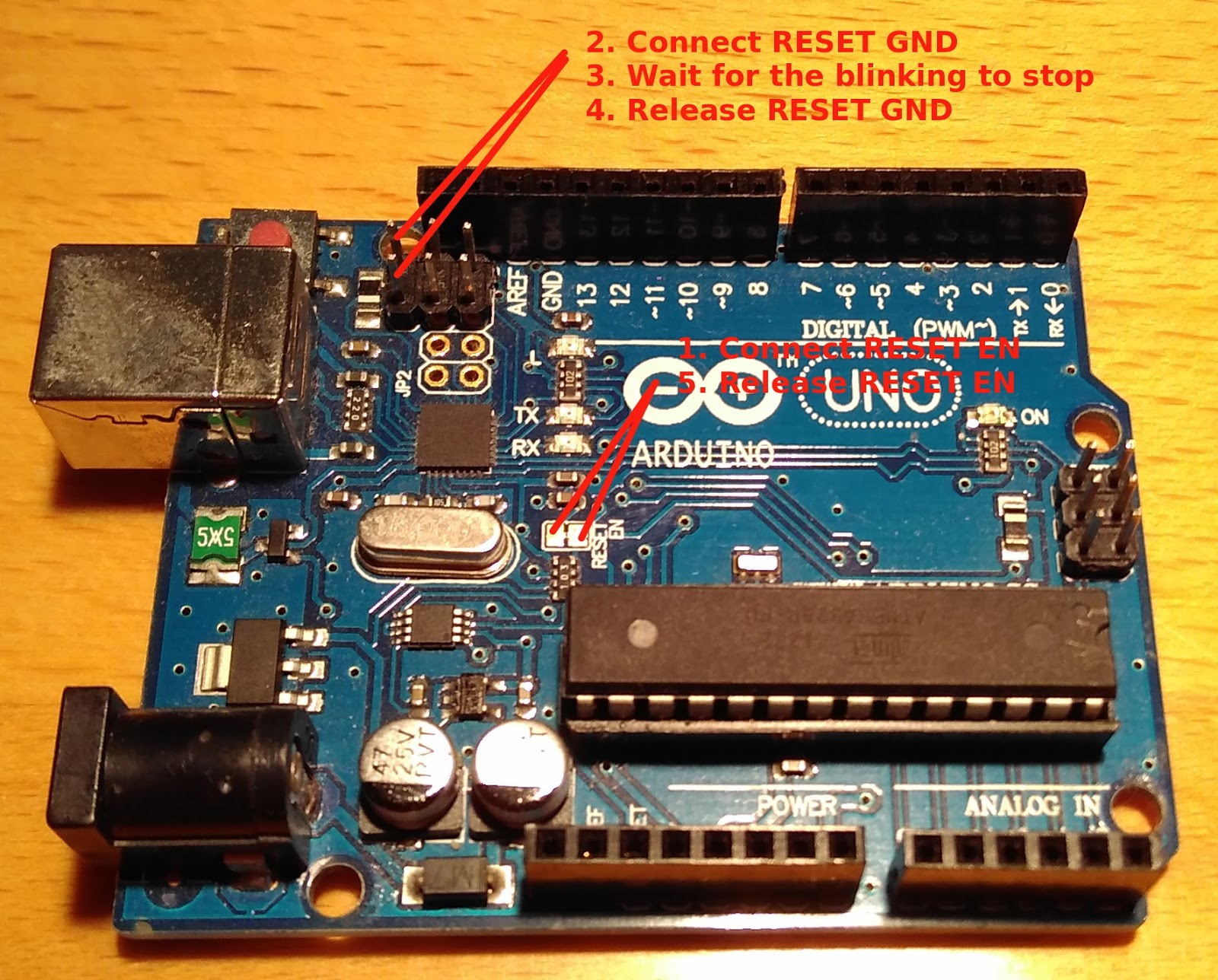 Limitless: Turn Arduino Uno into keyboard