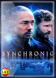 Synchronic (2019) DVDRIP LATINO
