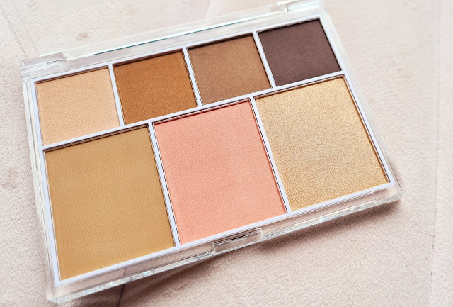 E.L.F xx Jen Atkin Let's Elfing Do This Palette - Light/Medium review
