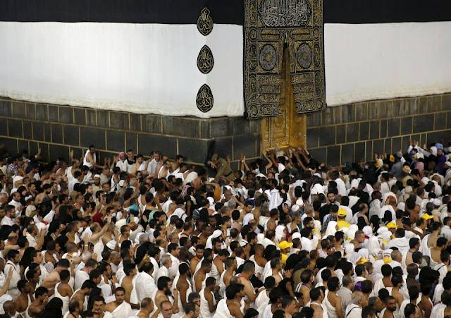 Kaabah, Haji dan umrah,