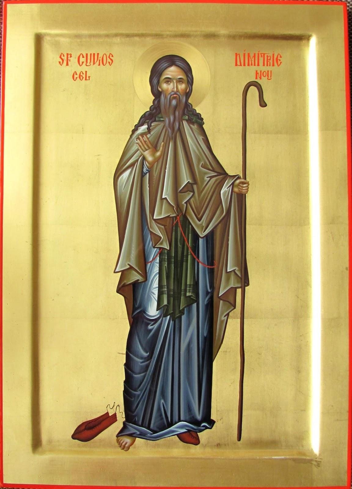 St. Demetrius Basarabov Daniel Neculae