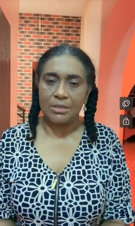 Hilda Dokubo - 'Who is lying to the president?' Actress questions President Buhari's decision to ease lockdown amid coronavirus surge