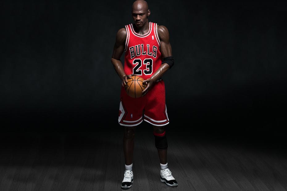 a781a1b02 Enterbay s 1 6th scale of Michael Jordan  23 Away!!!
