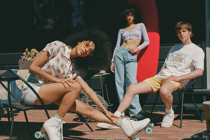 GUESS Originals Summer 2021 Capsule Collection