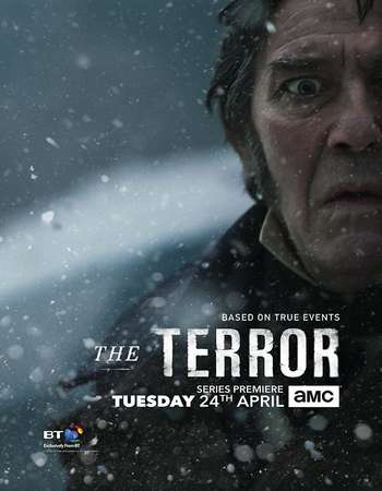 POSTER OF The Terror S01E05 350MB WEBRip 720p