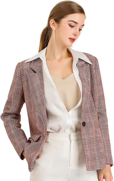 Trendy Blazers for Women