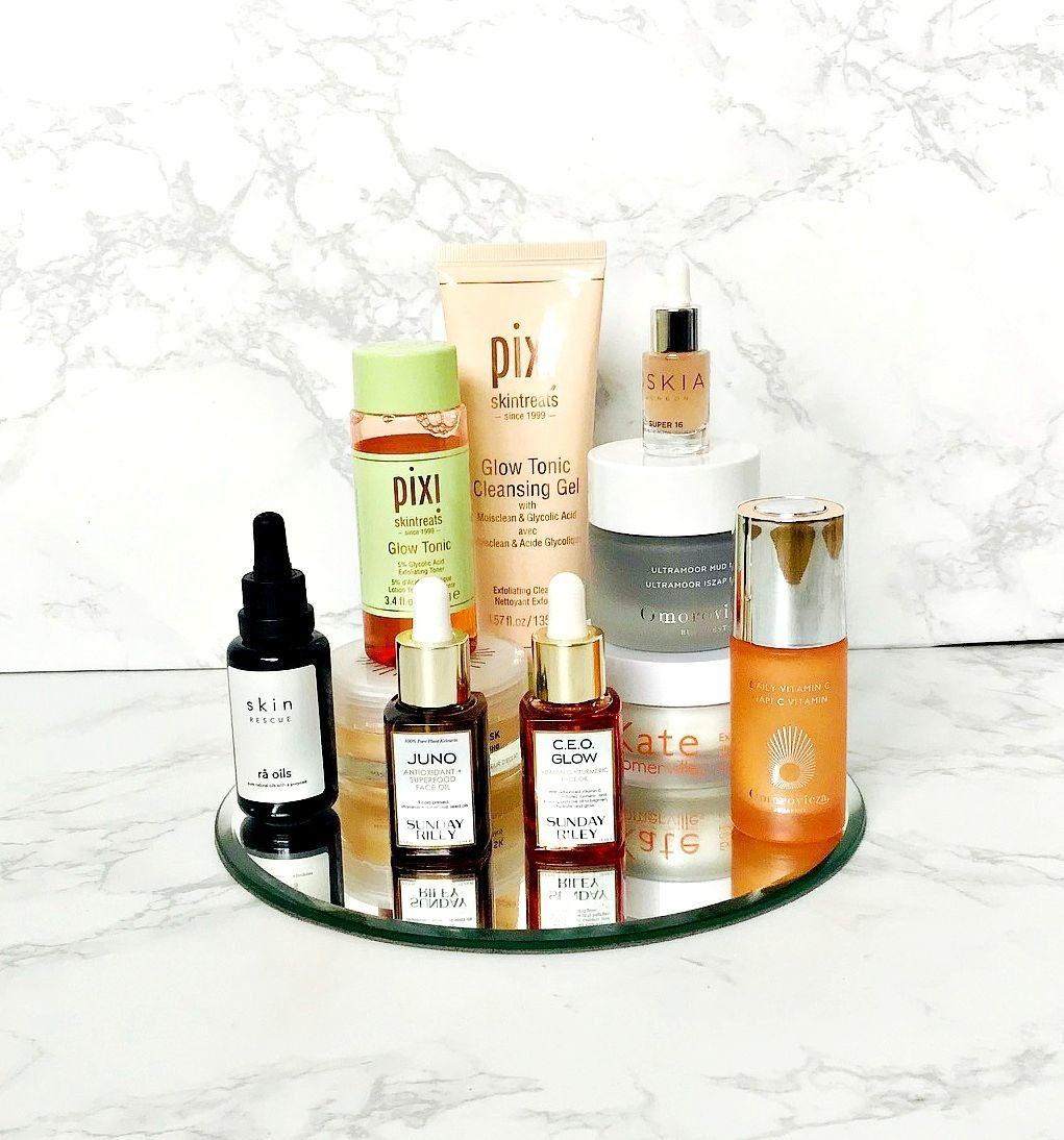 The Glowing Skin Edit Part One: Skincare | Beautylymin