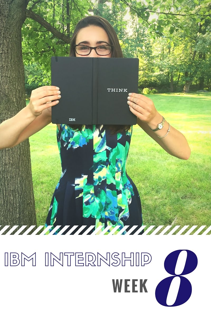 IBM Internship Week 8
