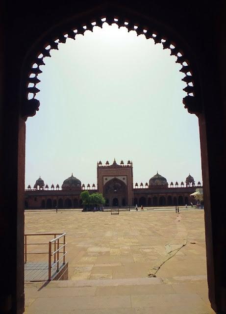 Masjid Jama Fatehpur Sikri
