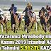 23 Kasım 2019 İstanbul Altılı Ganyan Tahmini (Mrnobody) (5.912.57 TL KAZANDIRDI )