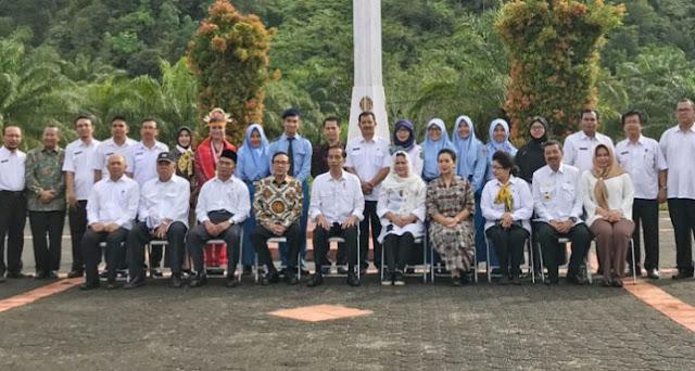 Cerita Jokowi Soal Batak dan Penjaga Keharmonisan dalam Perbedaan