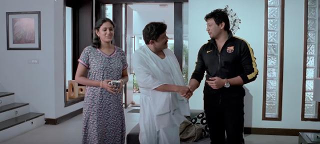 Saahasam (2016) Tamil Movie 700Mb & 300mb Free