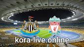 مباراة ليفربول ونيوكاسل يونايتد بث مباشر بتاريخ 24-04-2021 الدوري الانجليزي
