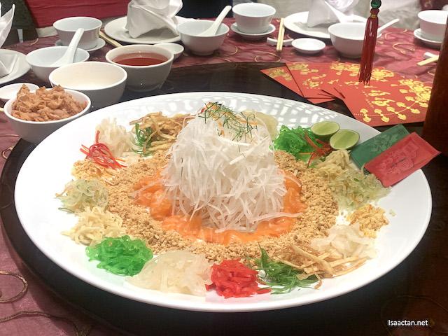 Chinese New Year @ Evolution Cafe, Renaissance Kuala Lumpur