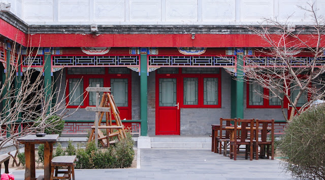 heyuan international youth hostel di china